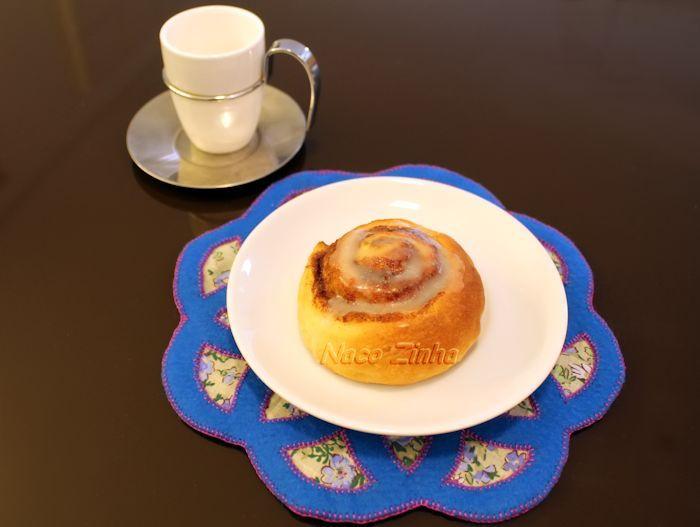 Rolos de canela (cinnamon rolls) » NacoZinha - Blog de culinária, gastronomia e flores - Gina