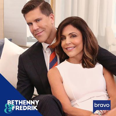 Bethenny Frankel And Fredrik Eklund's New Bravo Series 'Bethenny & Fredrik' Premieres On February 6 — Watch Official Trailer Here!