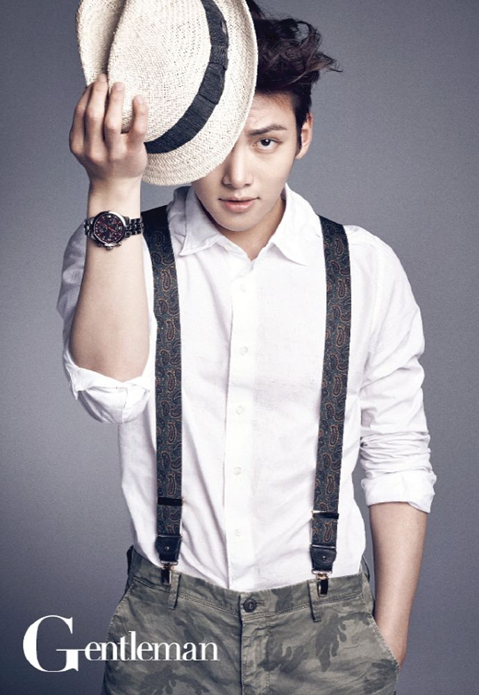 A Charismatic Ji Chang Wook For Gentleman's June 2014 Issue | Couch Kimchi