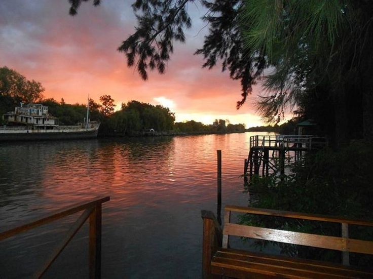 Cabaña Los Alcanfores, Río Luján - Cabañas en alquiler en Tigre: alquiler cabañas en el tigre, cabañas en alquiler en tigre, cabañas en lujan buenos aires