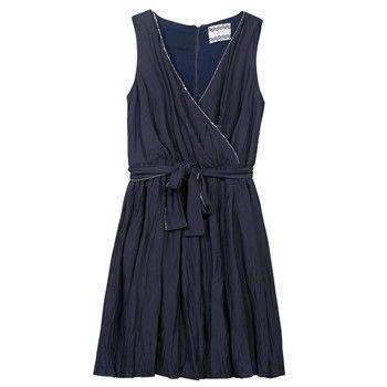 Robe drapée - noir - Chipie Women - Ref: 1468716 | Brandalley