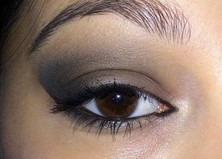 Maquillaje para parpados caidos