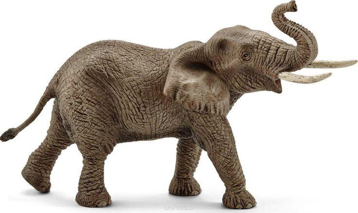 Schleich Фигурка Африканский слон