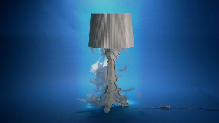 7 best lampe bourgie kartell images on pinterest light fixtures wealth and apartment design. Black Bedroom Furniture Sets. Home Design Ideas