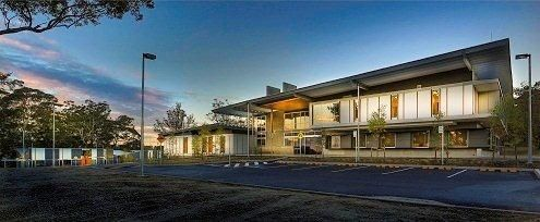 Hassell - Shoalhaven Cancer Care Centre 2012