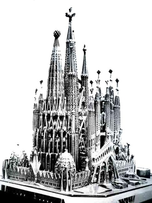 best antoni gaudi images on pinterest buildings and barcelona catalonia