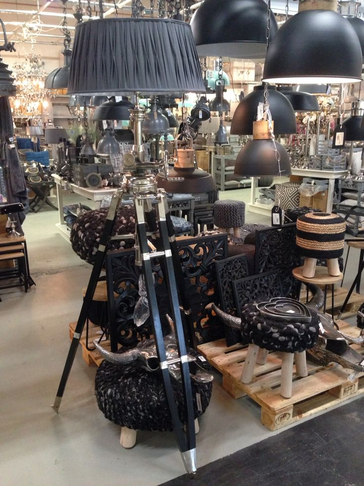 Nieuw lampen en accessoires van Collectione bij Pakhuis 3