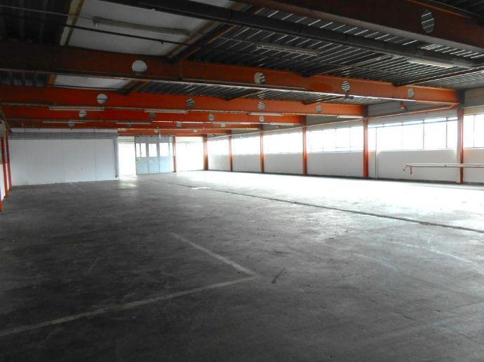 Bild 5 von 8: Lagerhalle