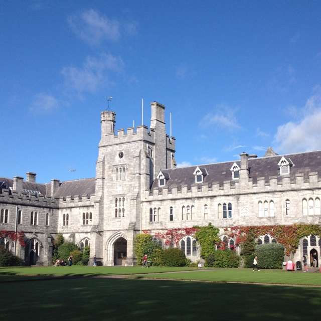 Cork University for Erica
