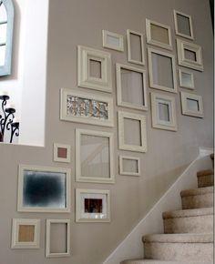 cuadros escaleras
