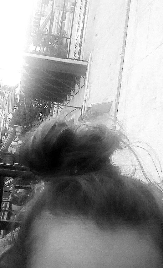 A davil for hair!!