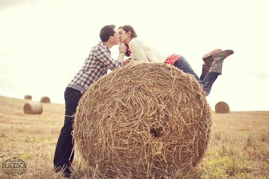 this WILL be one of my future engagement shots ... SoDak roots, baby