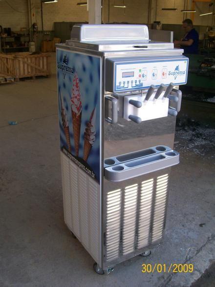 Maquina Sorvete Italiano Expresso Usada Suprema Em Jaciara