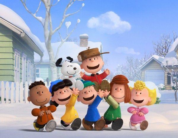 Carlitos y Snoopy - Película - decine21.com