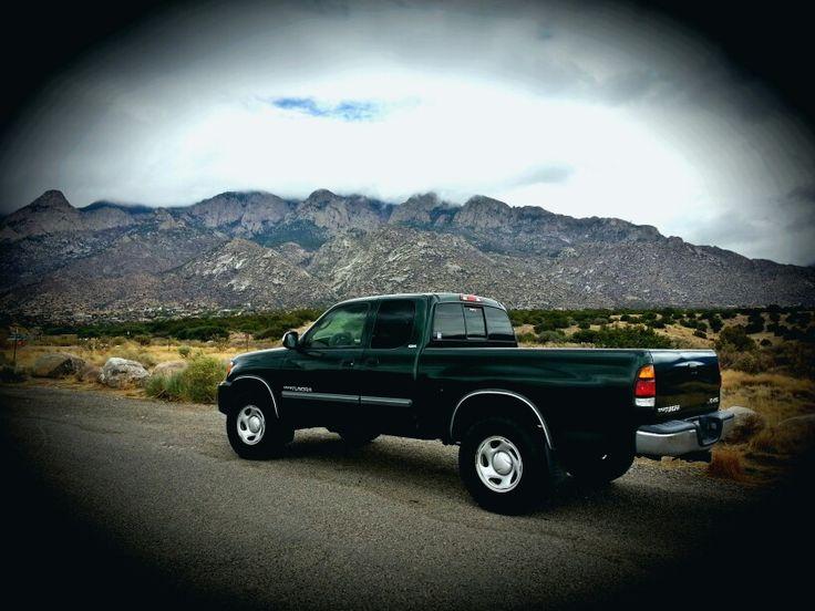 I love my truck!   2003 Toyota Tundra