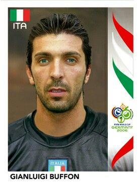 323 Gianluigi Buffon - Italia - FIFA World Cup Germany 2006