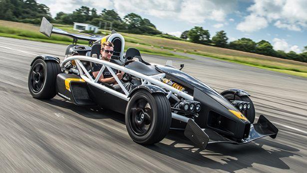 Exclusive first drive: Ariel Atom 3.5R - BBC Top Gear