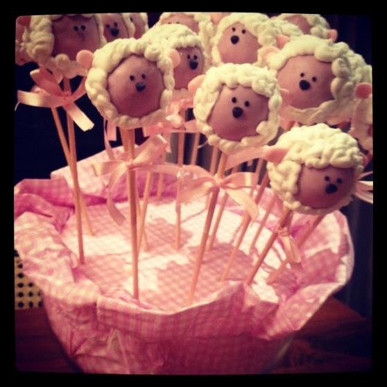 Cake Pops Ideas For Baptism : 1000+ ideas about Baptism Cake Pops on Pinterest Baptism ...