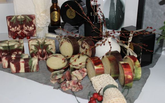 This Saturday at 9am - Small Business Saturday at Georges Botanique Aromatiques