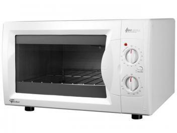 Forno Elétrico Fischer Hot Grill 44L - Timer Controle Automático de Temperatura