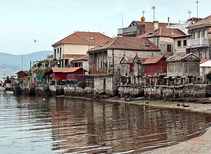Combarro es una parroquia del municipio de poyo en la - Donde alojarse en galicia ...