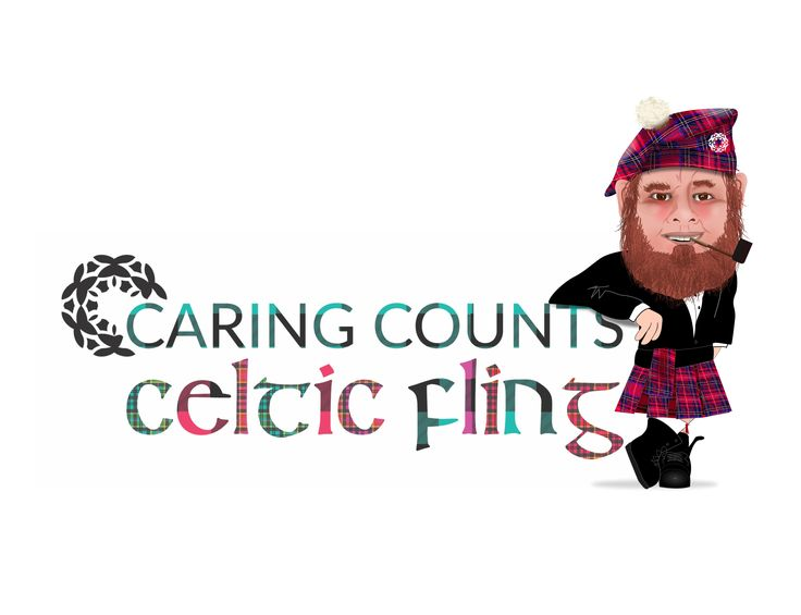 Caring Counts Logo Design