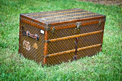 Steamer trunkSteamer Trunk, Suitcas