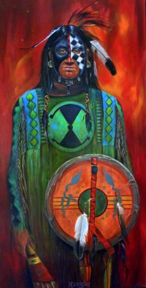 Choctaw Indian | Native American art by award winning Choctaw Indian artists