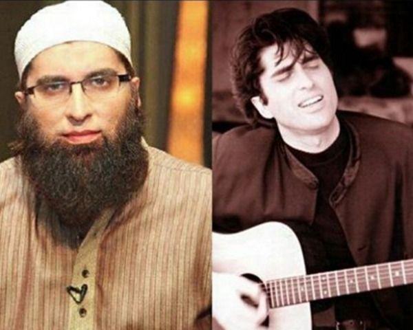 Junaid Jamshed & Wife Die In Plane Crash - 5 Things On The Vital Signs Singer - http://www.morningledger.com/junaid-jamshed-wife-die-in-plane-crash/13127508/