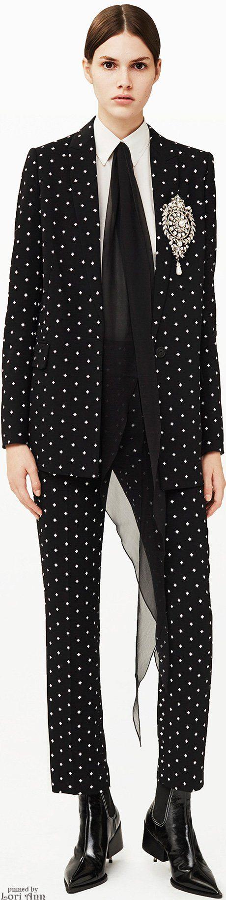 Givenchy.               Pre-Fall 2015.