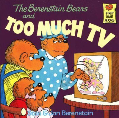 The Berenstain Bears: Too Much TV