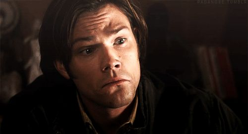 Pin for Later: 44 Times Jared Padalecki's Face Was Supernatural When He Was Cute and Confused at the Same Time