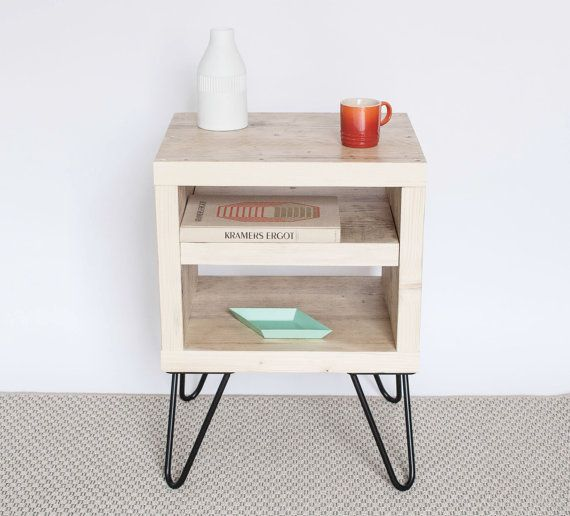 1000+ Ideas About Modern Bedside Table On Pinterest