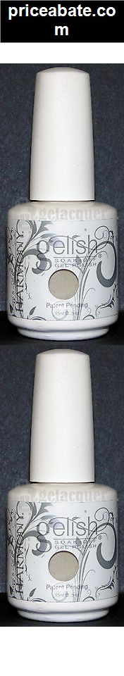nails: Gelish Soak Off Gel Nail Polish Sheek White  - .5 fl. oz - 1323 - BUY IT NOW ONLY $11.5