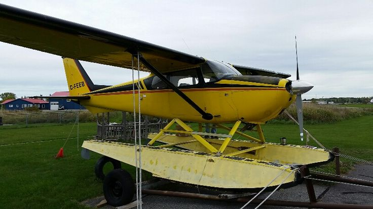 1961 Cessna 172B for sale in (CNP3) Arnprior, ON Canada => www.AirplaneMart.com/aircraft-for-sale/Single-Engine-Piston/0000-Cessna-172B/13240/