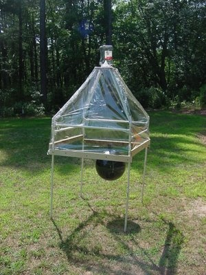 Home Made Horse Fly Trap How To Farming Pinterest