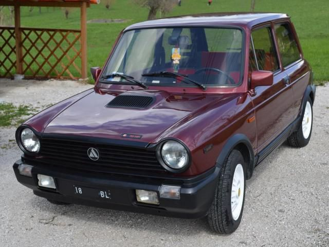 18 best autobianchi images on Pinterest | Cars, Fiat abarth and ...