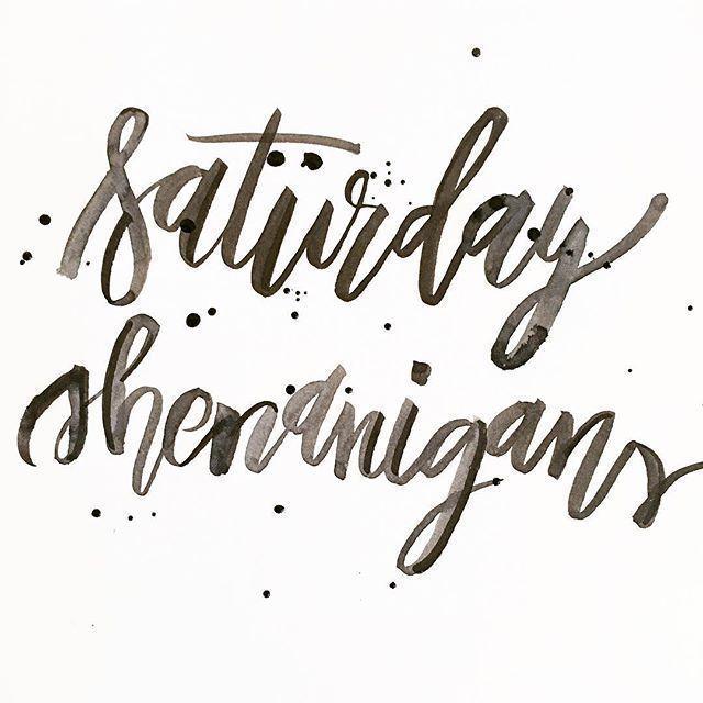 Love Quote  Saturday Shenanigans. www.augustandmayd
