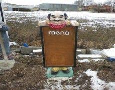 Aşçı Menü Pano