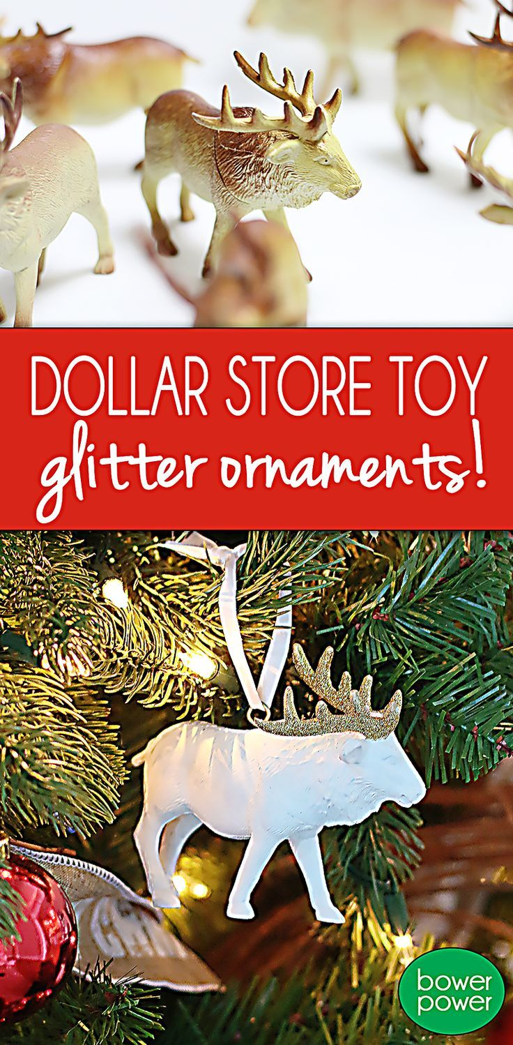 Lawyer christmas ornaments - Easy Glitter Ornaments From Kid S Toys