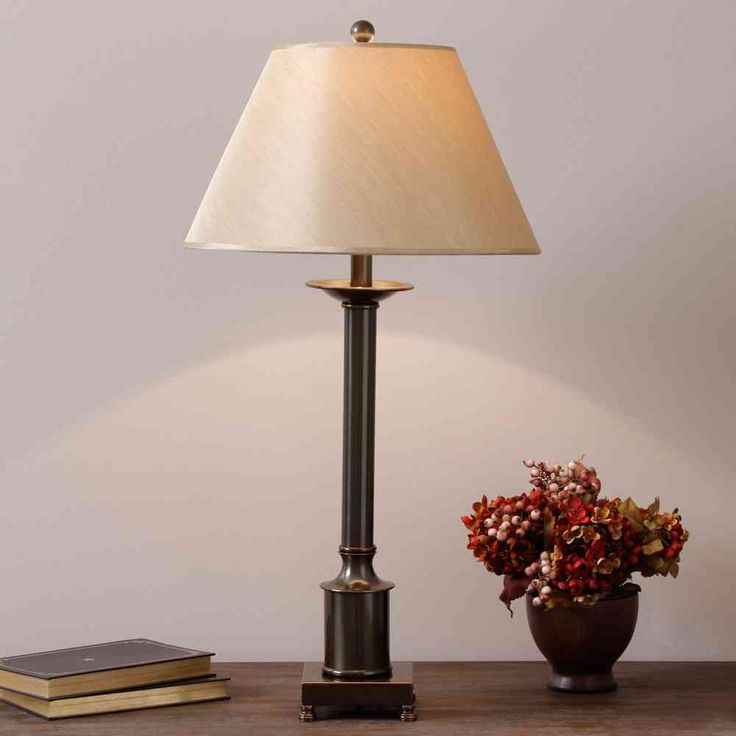 Bedroom End Table Lamps