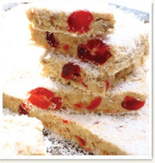 Cherry Biscuits