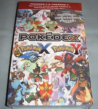 Kalos Pokedex Book
