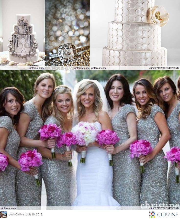 Grey bridesmaid dresses with pink flowers fashion dresses grey bridesmaid dresses with pink flowers mightylinksfo