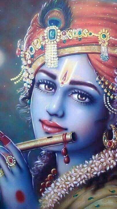Beautiful Lord Krishna                                                                                                                                                      Mais