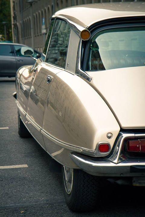 Citroen DS. favorite car since childhood, when i got the matchbox car of it.
