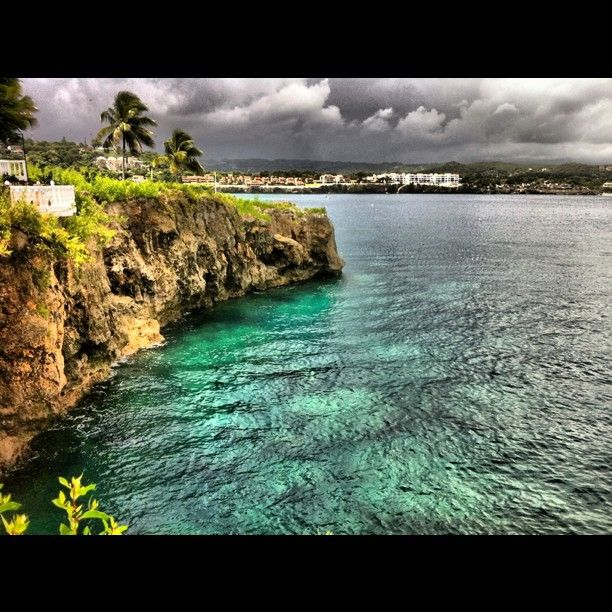 """""""it wasn't very sunny, but was still beautiful"""" one of the best places to go Sosua"""