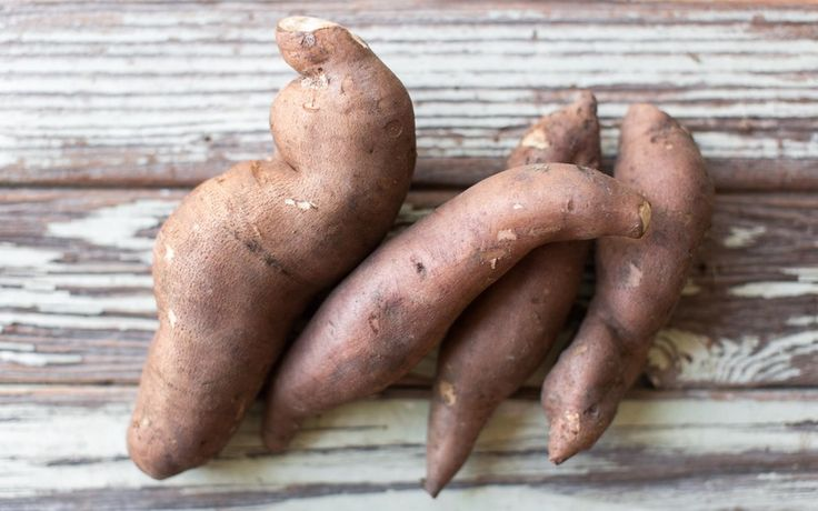 Organic Fresh Yacón Root [lightly sweet and crisp tuberous root]