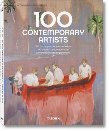 100 artistas contemporáneos