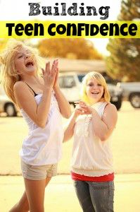 ParentTip: Building Teen Confidence. This is a great article for Parents.